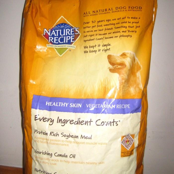 Nature's Recipe- Healthy Skin- Vegetarian (the formula is vegan)
